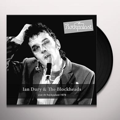 Ian Dury & The Blockheads LIVE AT ROCKPLAST 1978 Vinyl Record