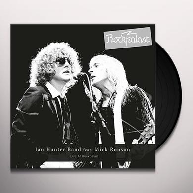 IAN HUNTER BAND LIVE AT ROCKPALAST Vinyl Record