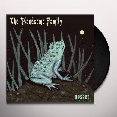 The Handsome Family UNSEEN Vinyl Record
