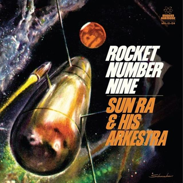 Sun Ra ROCKET NUMBER NINE Vinyl Record