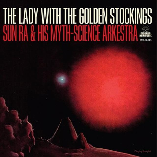 LADY WITH THE GOLDEN STOCKINGS Vinyl Record