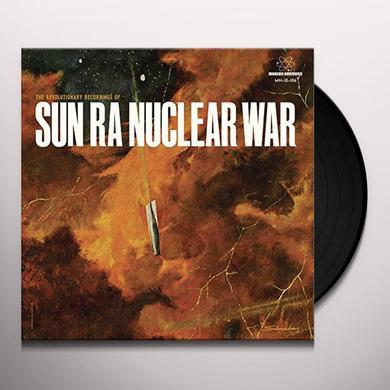 NUCLEAR WAR Vinyl Record