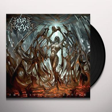 Hour Of Penance VILE CONCEPTION Vinyl Record