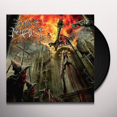 Hour Of Penance PARADOGMA Vinyl Record