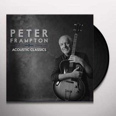 Peter Frampton ACOUSTIC CLASSICS Vinyl Record