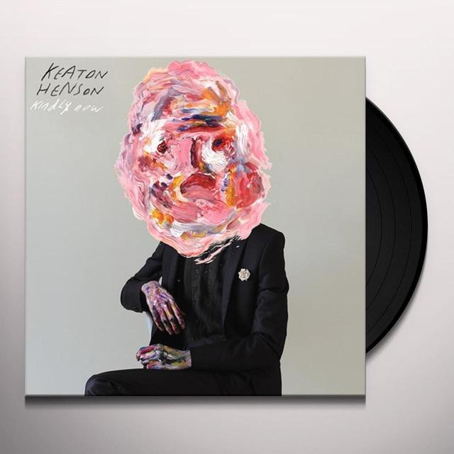 Keaton Henson KINDLY NOW Vinyl Record - 180 Gram Pressing, Digital Download Included