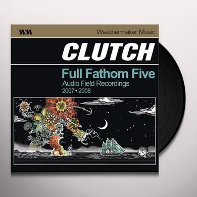 Clutch FULL FATHOM FIVE Vinyl Record - Gatefold Sleeve