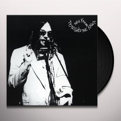 Neil Young TONIGHT'S THE NIGHT Vinyl Record