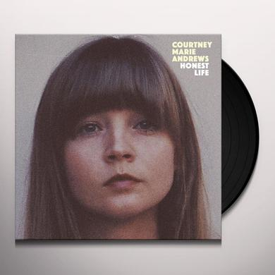 Courtney Marie Andrews HONEST LIFE Vinyl Record