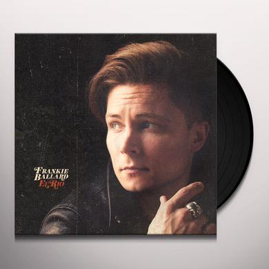 Frankie Ballard EL RIO Vinyl Record