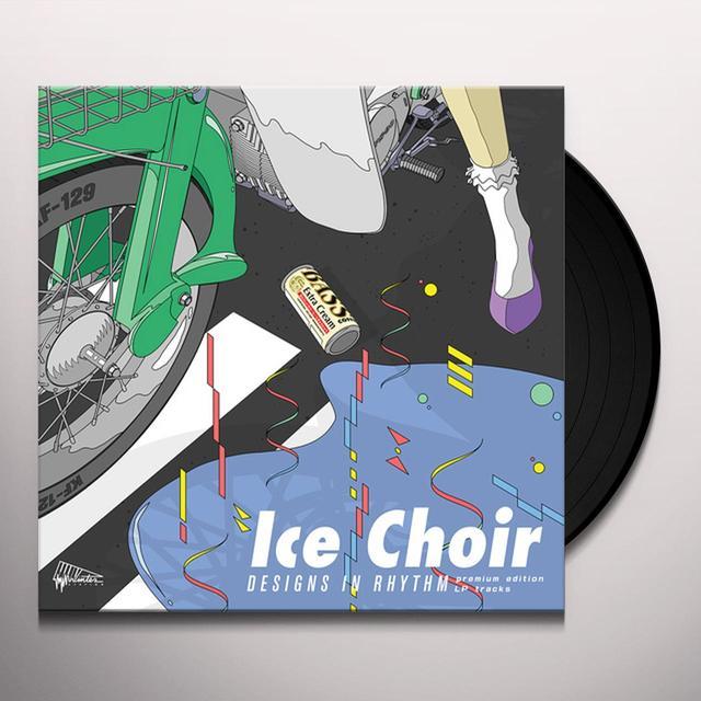 Ice Choir DESIGNS IN RHYTHM Vinyl Record