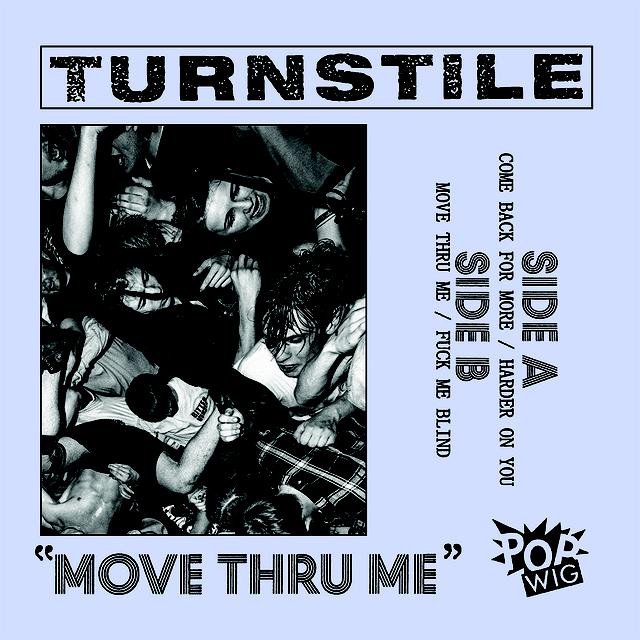 TURNSTILE MOVE THRU ME Vinyl Record - Digital Download Included