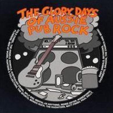 GLORY DAYS OF AUSSIE PUB ROCK 1 / VARIOUS (AUS) GLORY DAYS OF AUSSIE PUB ROCK 1 / VARIOUS Vinyl Record