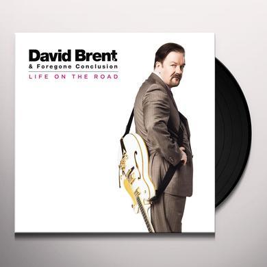David Brent LIFE ON THE ROAD Vinyl Record - UK Import