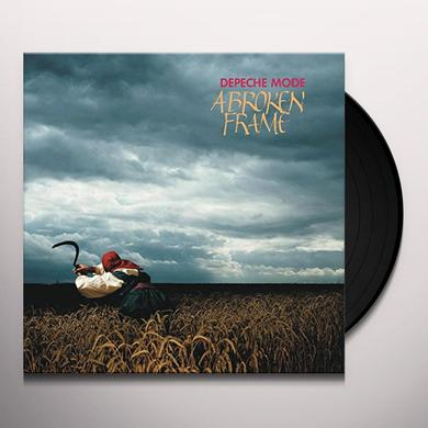 Depeche Mode BROKEN FRAME Vinyl Record - UK Import