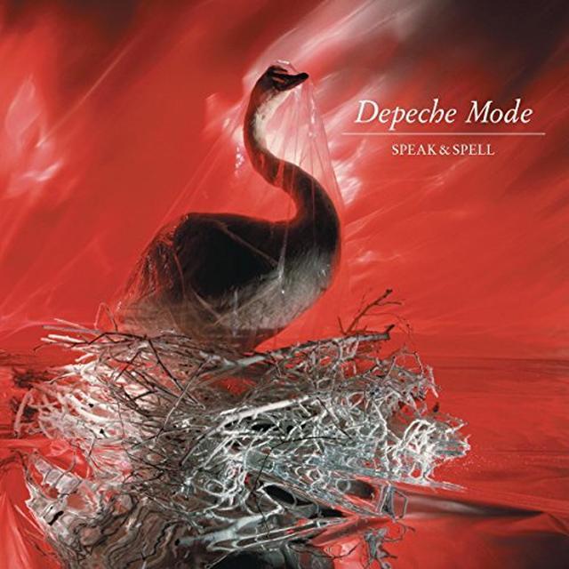 Depeche Mode SPEAK & SPELL Vinyl Record - UK Import