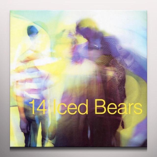 14 ICED BEARS Vinyl Record - Colored Vinyl, Gatefold Sleeve, Limited Edition