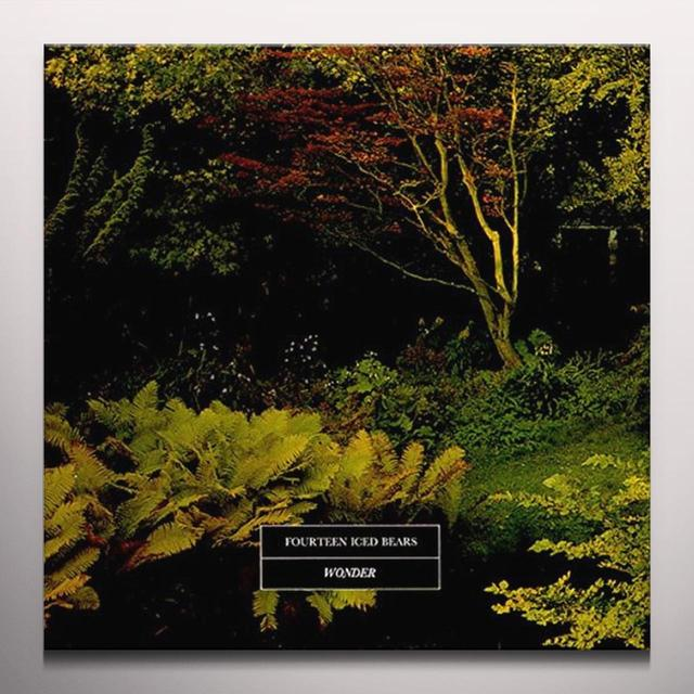 14 Iced Bears WONDER Vinyl Record - Colored Vinyl, Gatefold Sleeve, Limited Edition