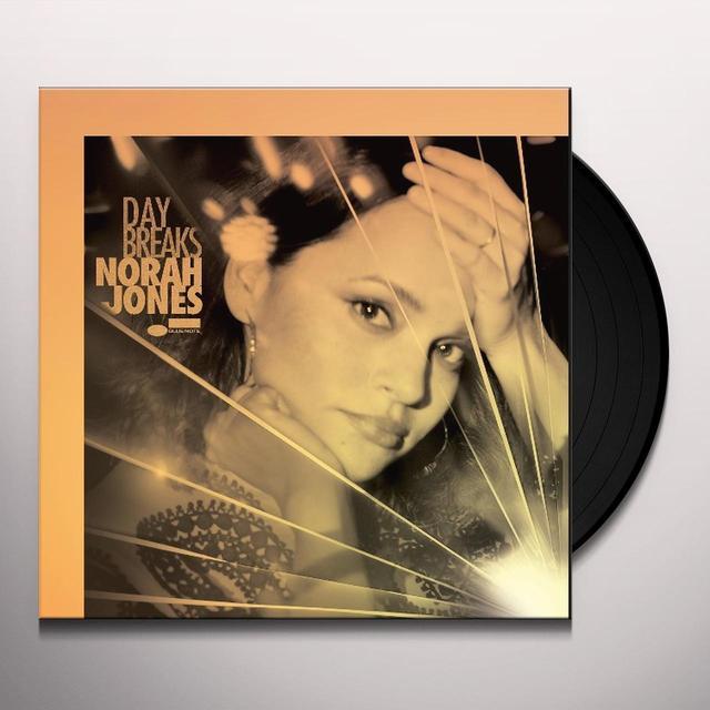 Norah Jones DAY BREAKS Vinyl Record