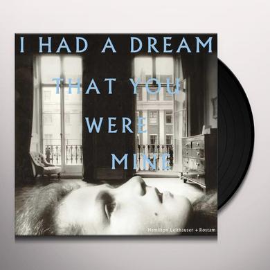 Hamilton Leithauser / Rostam I HAD A DREAM THAT YOU WERE MINE Vinyl Record