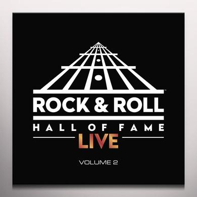 ROCK N ROLL HALL OF FAME LIVE: 2 Vinyl Record