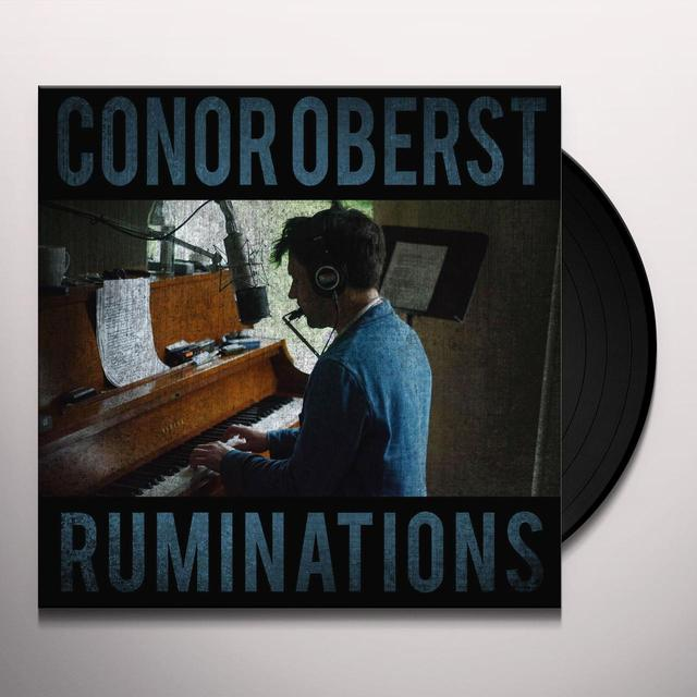 Conor Oberst RUMINATIONS Vinyl Record