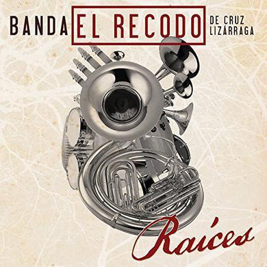 Banda El Recodo de Cruz Lizarraga RAICES Vinyl Record