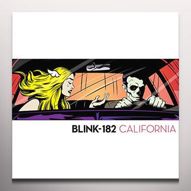 Blink 182 CALIFORNIA Vinyl Record