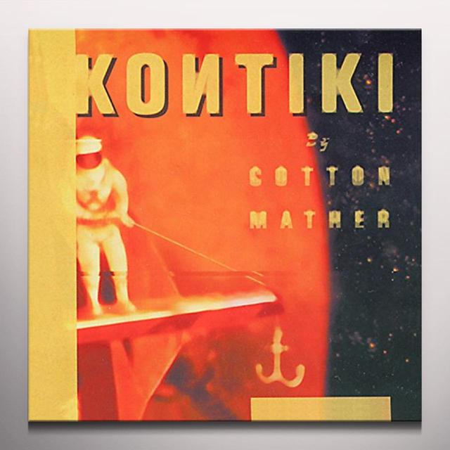 Cotton Mather KONTIKI     (WSV) Vinyl Record - Colored Vinyl, Green Vinyl, Limited Edition, 180 Gram Pressing, Digital Download Included