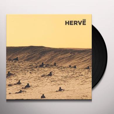 Herve HALLUCINATED SURF Vinyl Record - UK Import