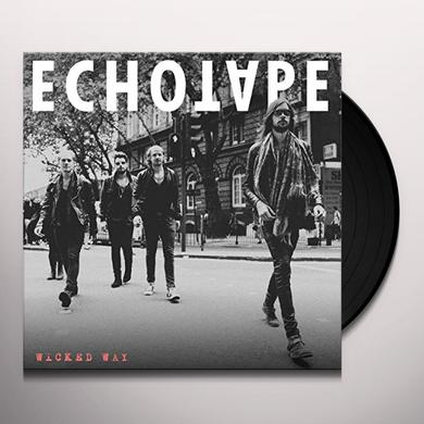 Echotape WICKED WAY Vinyl Record - UK Import