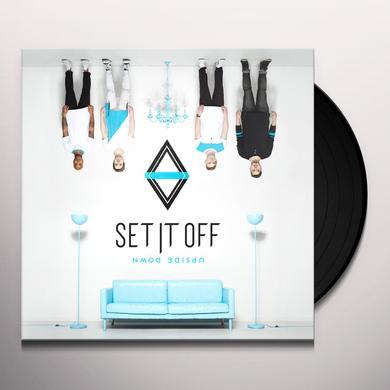 Set It Off UPSIDE DOWN Vinyl Record - UK Import