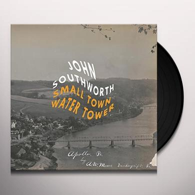 John Southworth SMALL TOWN WATER TOWER Vinyl Record - UK Import