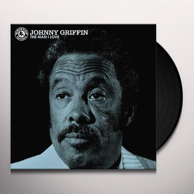 Johnny Griffin MAN I LOVE Vinyl Record