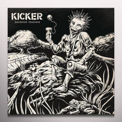 Kicker RENDERED OBSOLETE Vinyl Record - Black Vinyl, Colored Vinyl, White Vinyl, Digital Download Included