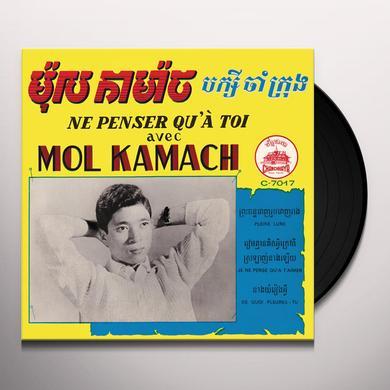 Mol Kamach / Cham Baksey Krong NE PENSER QU'A TOI Vinyl Record