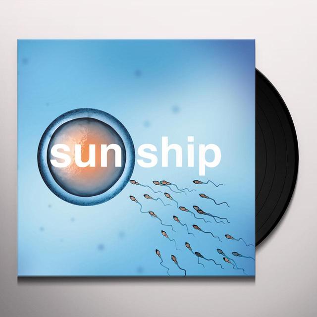 Brian Jonestown Massacre SUN SHIP Vinyl Record - 10 Inch Single