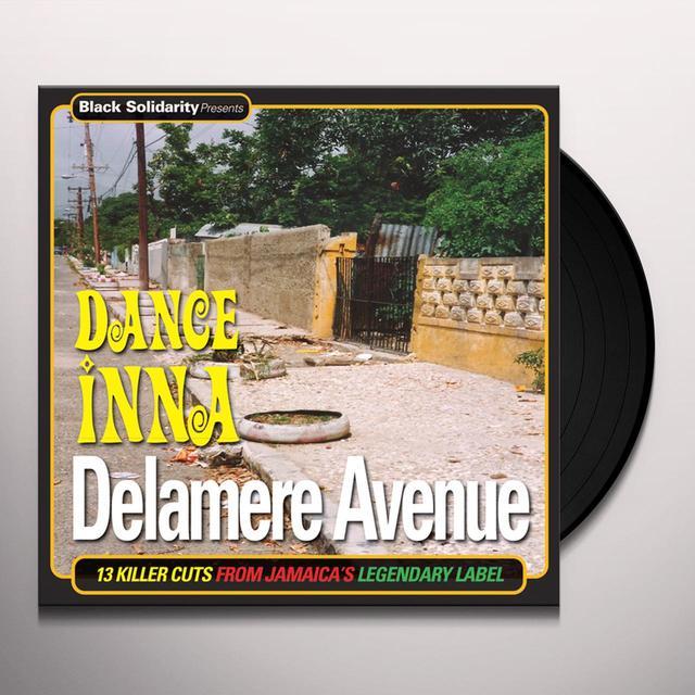 BLACK SOLIDARITY PRESENTS: DANCE INNA / VARIOUS Vinyl Record