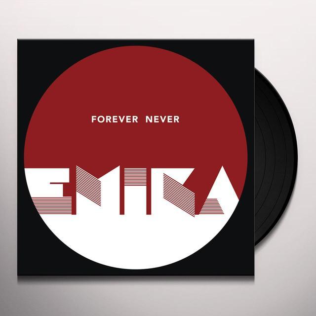 Emika FOREVER NEVER Vinyl Record