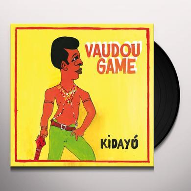 Vaudou Game KIDAYU Vinyl Record