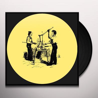 Cyclist PRESSING MATTERS Vinyl Record