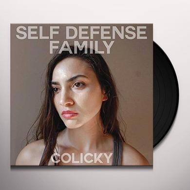 Self Defense Family COLICKY Vinyl Record