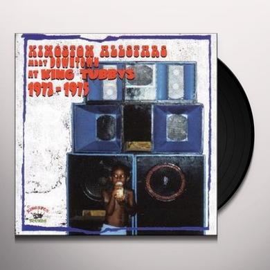 KINGSTON ALLSTARS MEET DOWNTOWN AT KING / VARIOUS Vinyl Record