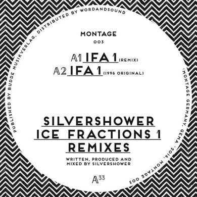 Silvershower ICE FRACTIONS 1 REMIXES Vinyl Record