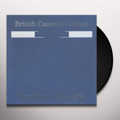 BRITISH CASSETTE CULTURE: RECORDINGS 1975-84 / VAR Vinyl Record