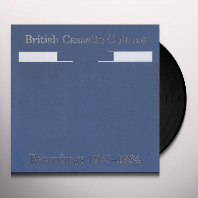 BRITISH CASSETTE CULTURE: RECORDINGS 1975-84 / VAR Vinyl Record