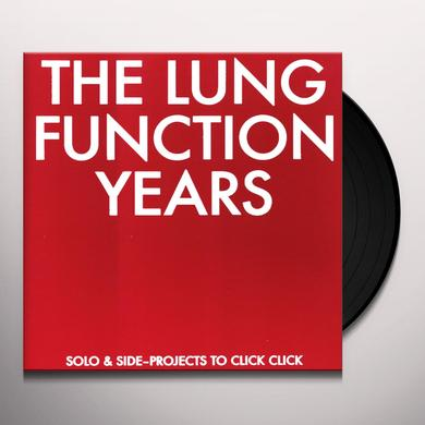 LUNG FUNCTION YEARS: SOLO & SIDE-PROJECTS TO / VAR Vinyl Record