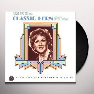 Marni Nixon SINGS CLASSIC KERN Vinyl Record