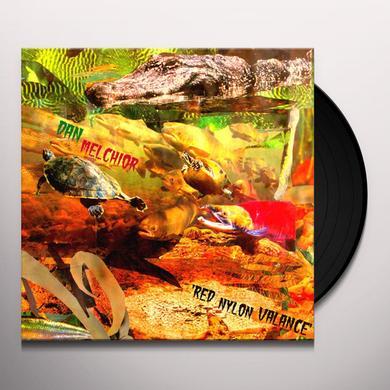 Dan Melchior RED NYLON VALANCE Vinyl Record