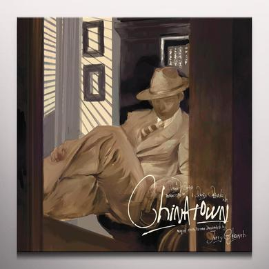 Jerry Goldsmith CHINATOWN / O.S.T. Vinyl Record - Gold Vinyl, Limited Edition, Poster, Remastered